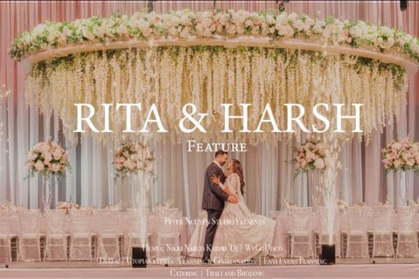 Rita & Harsh Wedding